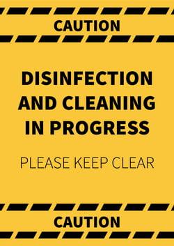 Disinfection-in-Progress